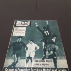 Coleccionismo deportivo: REVISTA BARÇA. N° 541. MARZO 1966.. Lote 245375050