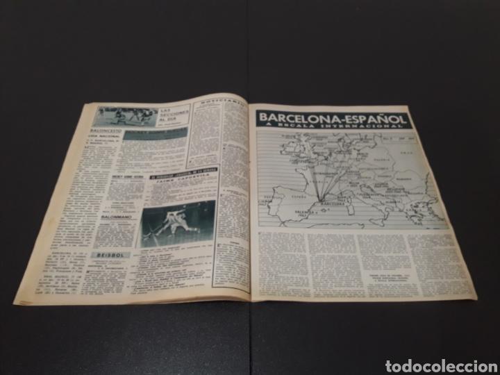 Coleccionismo deportivo: REVISTA BARÇA. N° 539. MARZO 1966. - Foto 5 - 245375945