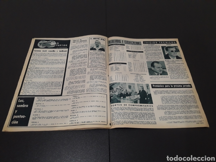 Coleccionismo deportivo: REVISTA BARÇA. N° 539. MARZO 1966. - Foto 8 - 245375945