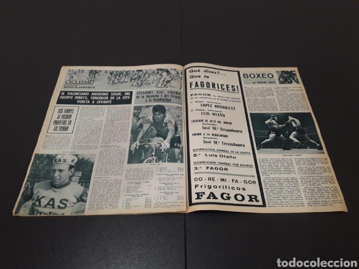 Coleccionismo deportivo: REVISTA BARÇA. N° 539. MARZO 1966. - Foto 9 - 245375945
