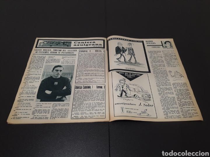Coleccionismo deportivo: REVISTA BARÇA. N° 539. MARZO 1966. - Foto 11 - 245375945