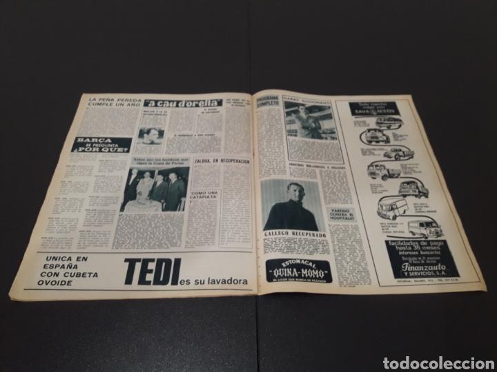 Coleccionismo deportivo: REVISTA BARÇA. N° 539. MARZO 1966. - Foto 12 - 245375945