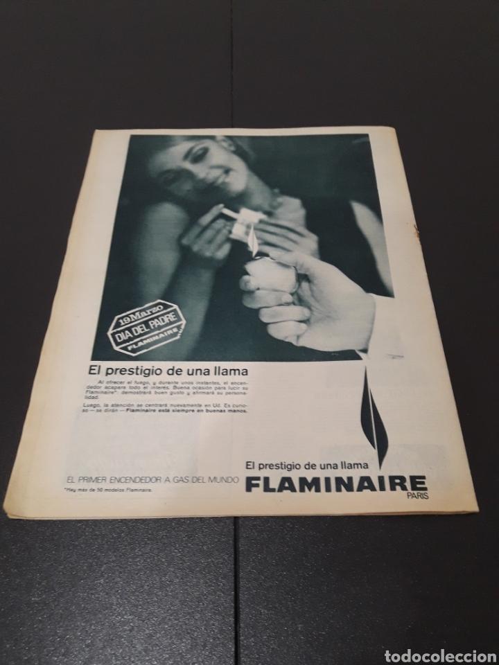 Coleccionismo deportivo: REVISTA BARÇA. N° 539. MARZO 1966. - Foto 13 - 245375945