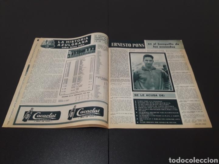 Coleccionismo deportivo: REVISTA BARÇA. N° 538. MARZO 1966. - Foto 3 - 245376400