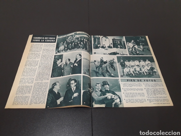 Coleccionismo deportivo: REVISTA BARÇA. N° 538. MARZO 1966. - Foto 5 - 245376400