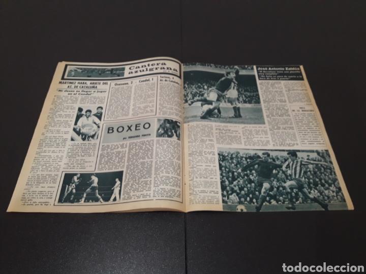 Coleccionismo deportivo: REVISTA BARÇA. N° 538. MARZO 1966. - Foto 6 - 245376400