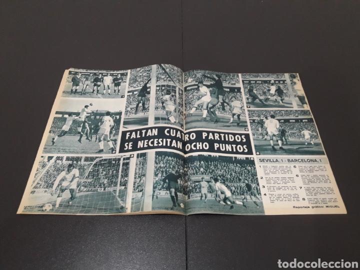 Coleccionismo deportivo: REVISTA BARÇA. N° 538. MARZO 1966. - Foto 7 - 245376400