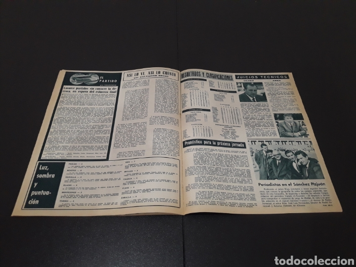 Coleccionismo deportivo: REVISTA BARÇA. N° 538. MARZO 1966. - Foto 8 - 245376400
