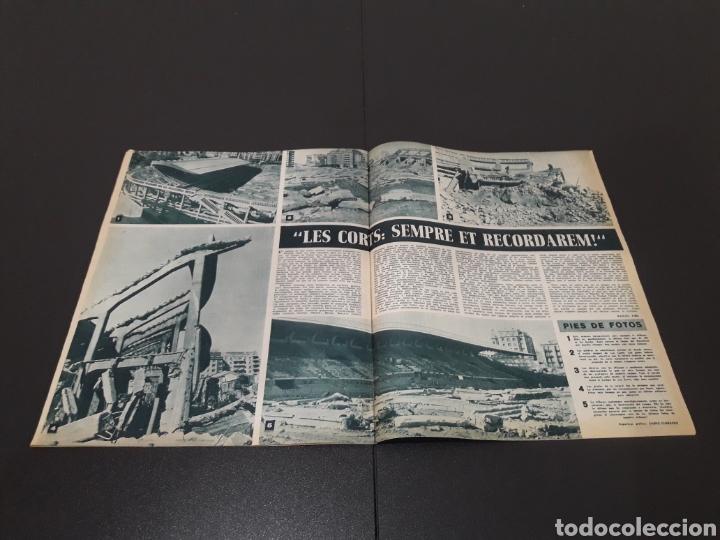Coleccionismo deportivo: REVISTA BARÇA. N° 538. MARZO 1966. - Foto 9 - 245376400