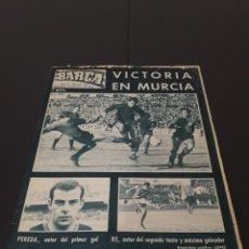 Coleccionismo deportivo: REVISTA BARÇA. N° 479. ENERO 1965.. Lote 245377420