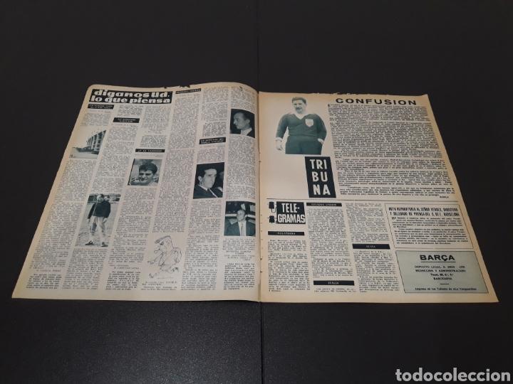 Coleccionismo deportivo: REVISTA BARÇA. N° 479. ENERO 1965. - Foto 2 - 245378315