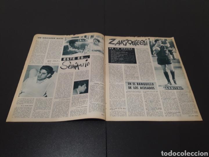 Coleccionismo deportivo: REVISTA BARÇA. N° 479. ENERO 1965. - Foto 3 - 245378315