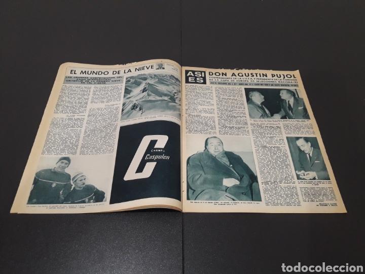 Coleccionismo deportivo: REVISTA BARÇA. N° 479. ENERO 1965. - Foto 5 - 245378315