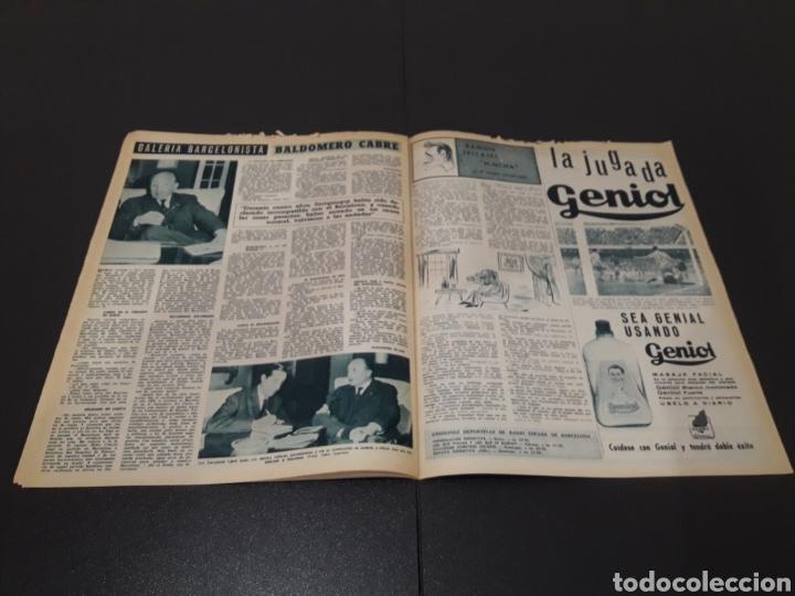 Coleccionismo deportivo: REVISTA BARÇA. N° 479. ENERO 1965. - Foto 9 - 245378315