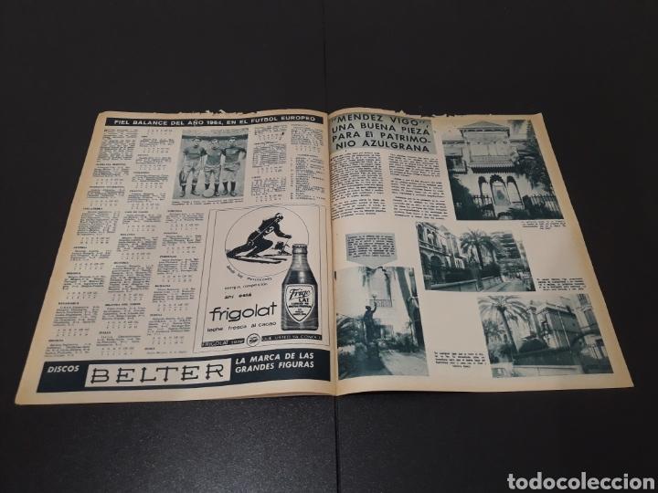 Coleccionismo deportivo: REVISTA BARÇA. N° 479. ENERO 1965. - Foto 10 - 245378315