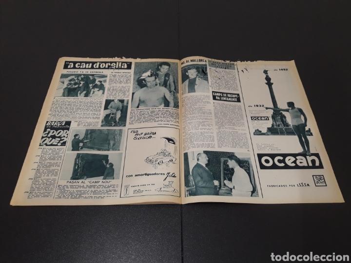 Coleccionismo deportivo: REVISTA BARÇA. N° 479. ENERO 1965. - Foto 12 - 245378315
