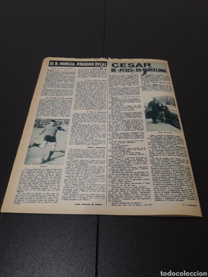 Coleccionismo deportivo: REVISTA BARÇA. N° 479. ENERO 1965. - Foto 13 - 245378315