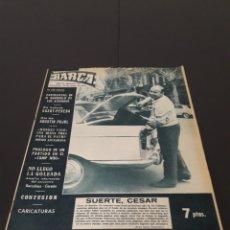 Coleccionismo deportivo: REVISTA BARÇA. N° 479. ENERO 1965.. Lote 245378315