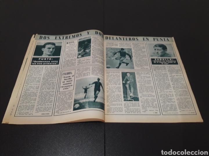 Coleccionismo deportivo: REVISTA BARÇA. N° 528. DICIEMBRE 1965. - Foto 4 - 245379160
