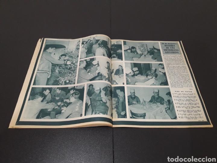 Coleccionismo deportivo: REVISTA BARÇA. N° 528. DICIEMBRE 1965. - Foto 6 - 245379160