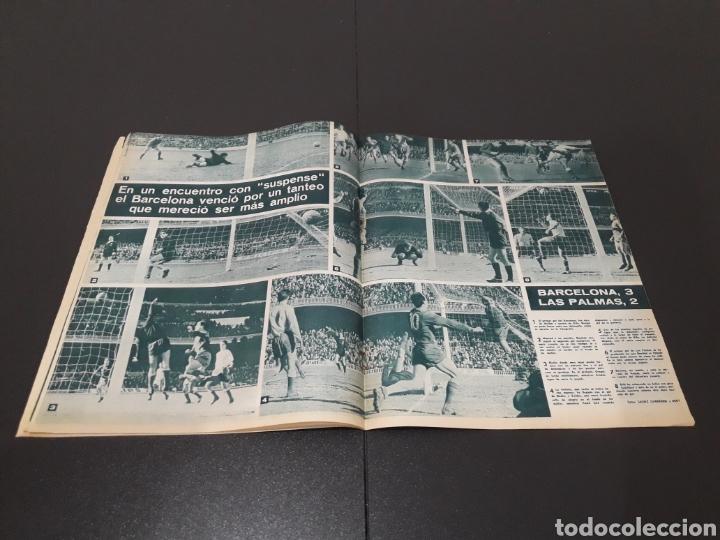 Coleccionismo deportivo: REVISTA BARÇA. N° 528. DICIEMBRE 1965. - Foto 7 - 245379160