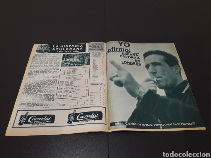 Coleccionismo deportivo: REVISTA BARÇA. N° 528. DICIEMBRE 1965. - Foto 9 - 245379160