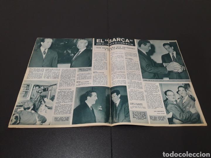 Coleccionismo deportivo: REVISTA BARÇA. N° 528. DICIEMBRE 1965. - Foto 10 - 245379160