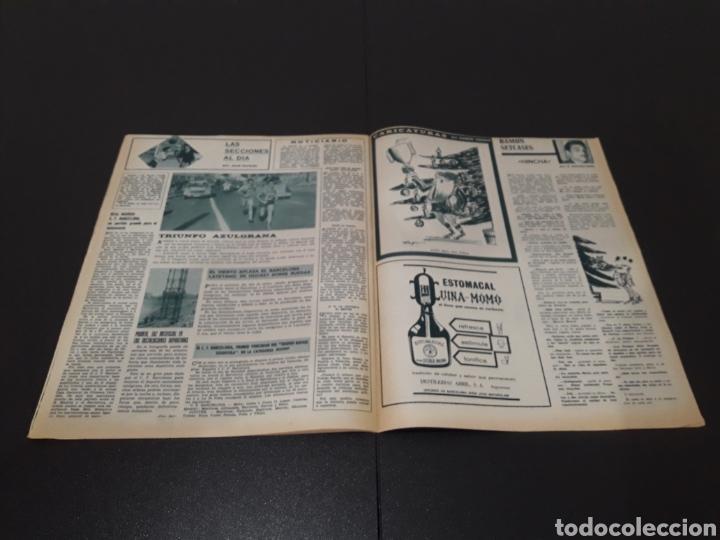 Coleccionismo deportivo: REVISTA BARÇA. N° 528. DICIEMBRE 1965. - Foto 11 - 245379160