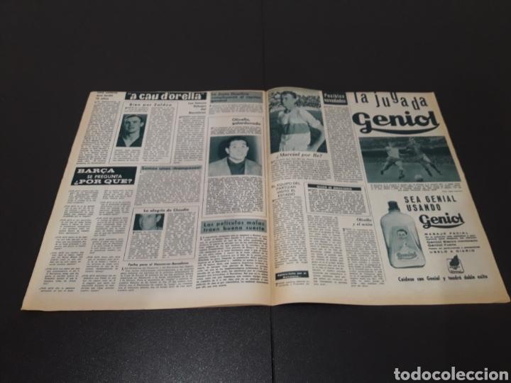 Coleccionismo deportivo: REVISTA BARÇA. N° 528. DICIEMBRE 1965. - Foto 12 - 245379160