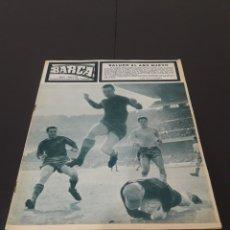 Coleccionismo deportivo: REVISTA BARÇA. N° 528. DICIEMBRE 1965.. Lote 245379160