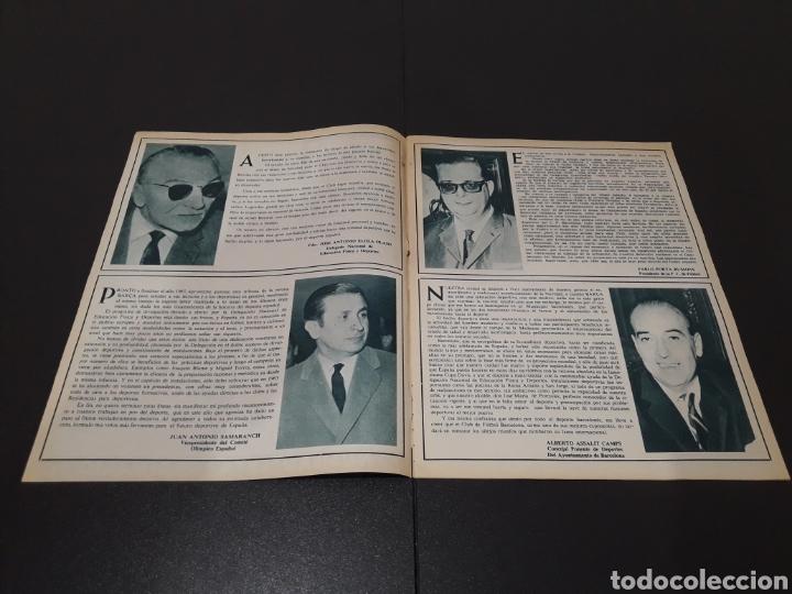 Coleccionismo deportivo: REVISTA BARÇA. N° 527. DICIEMBRE 1965. - Foto 2 - 245380035