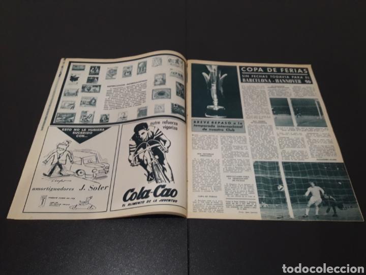 Coleccionismo deportivo: REVISTA BARÇA. N° 527. DICIEMBRE 1965. - Foto 4 - 245380035