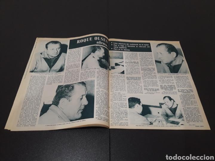 Coleccionismo deportivo: REVISTA BARÇA. N° 527. DICIEMBRE 1965. - Foto 5 - 245380035