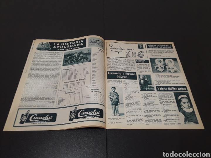 Coleccionismo deportivo: REVISTA BARÇA. N° 527. DICIEMBRE 1965. - Foto 6 - 245380035
