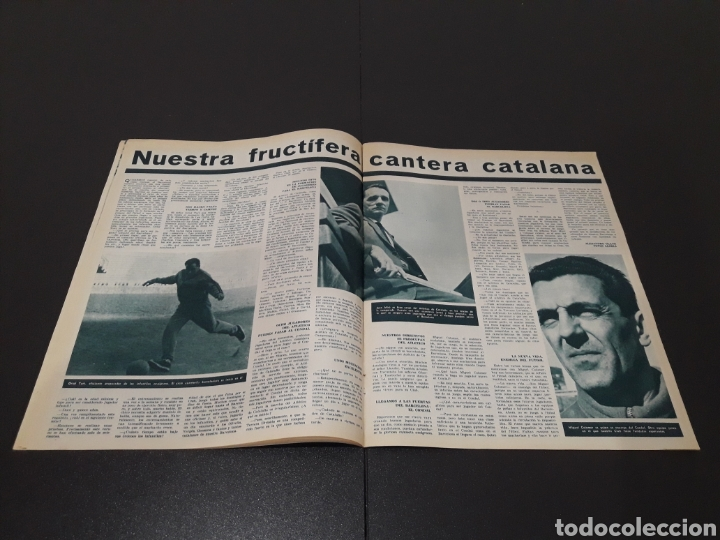 Coleccionismo deportivo: REVISTA BARÇA. N° 527. DICIEMBRE 1965. - Foto 7 - 245380035