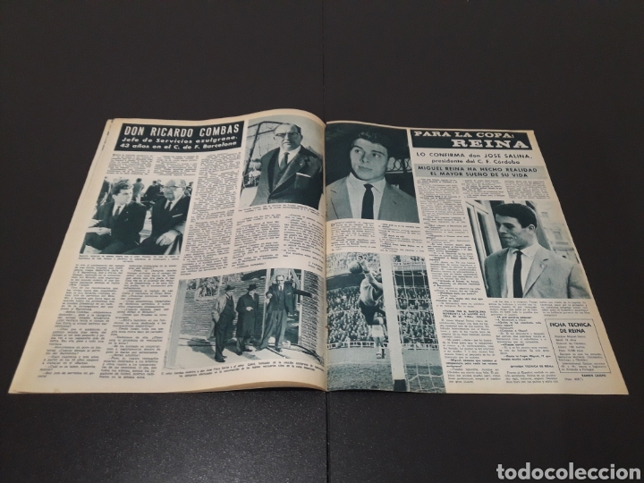 Coleccionismo deportivo: REVISTA BARÇA. N° 527. DICIEMBRE 1965. - Foto 8 - 245380035