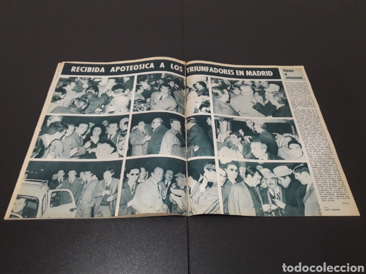 Coleccionismo deportivo: REVISTA BARÇA. N° 527. DICIEMBRE 1965. - Foto 10 - 245380035