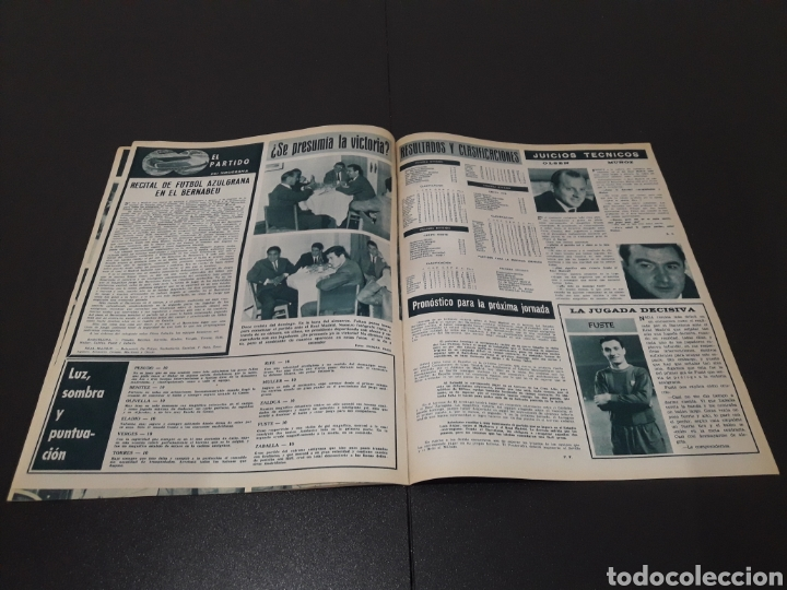 Coleccionismo deportivo: REVISTA BARÇA. N° 527. DICIEMBRE 1965. - Foto 11 - 245380035