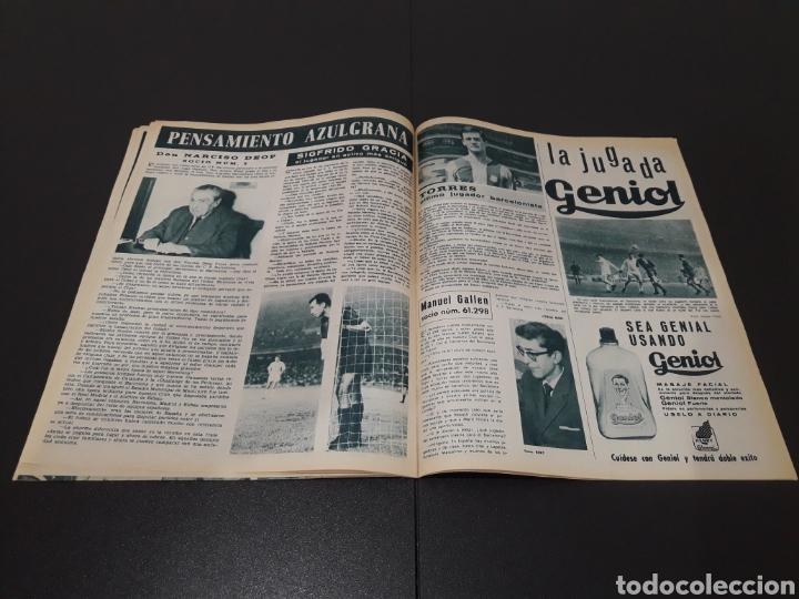 Coleccionismo deportivo: REVISTA BARÇA. N° 527. DICIEMBRE 1965. - Foto 13 - 245380035