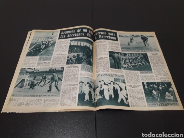 Coleccionismo deportivo: REVISTA BARÇA. N° 527. DICIEMBRE 1965. - Foto 14 - 245380035