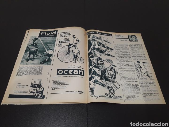 Coleccionismo deportivo: REVISTA BARÇA. N° 527. DICIEMBRE 1965. - Foto 16 - 245380035