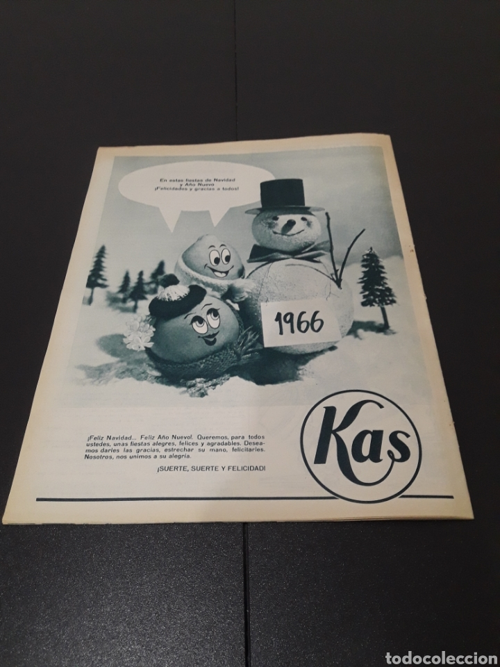 Coleccionismo deportivo: REVISTA BARÇA. N° 527. DICIEMBRE 1965. - Foto 17 - 245380035