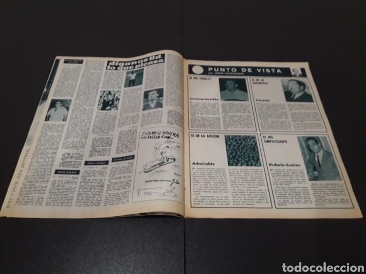 Coleccionismo deportivo: REVISTA BARÇA. N° 526. DICIEMBRE 1965. - Foto 3 - 245380535