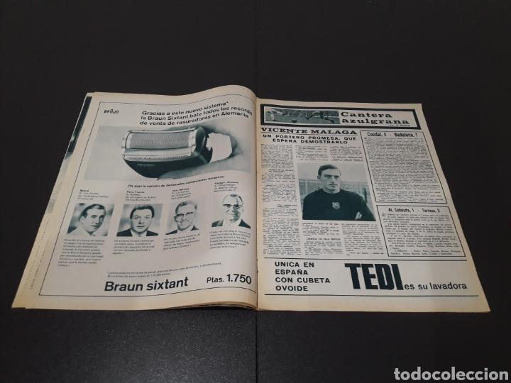 Coleccionismo deportivo: REVISTA BARÇA. N° 526. DICIEMBRE 1965. - Foto 4 - 245380535