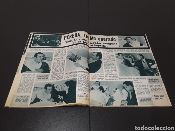 Coleccionismo deportivo: REVISTA BARÇA. N° 526. DICIEMBRE 1965. - Foto 5 - 245380535