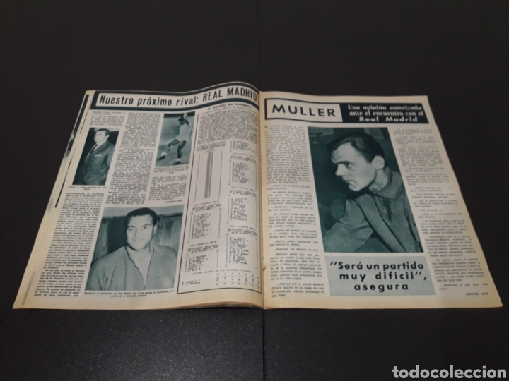 Coleccionismo deportivo: REVISTA BARÇA. N° 526. DICIEMBRE 1965. - Foto 6 - 245380535