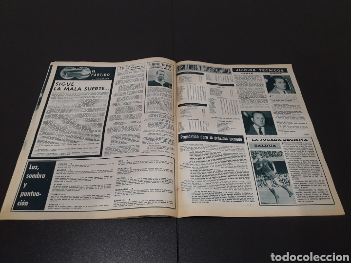 Coleccionismo deportivo: REVISTA BARÇA. N° 526. DICIEMBRE 1965. - Foto 8 - 245380535