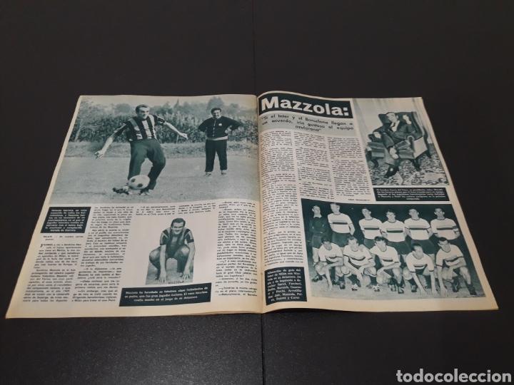 Coleccionismo deportivo: REVISTA BARÇA. N° 526. DICIEMBRE 1965. - Foto 10 - 245380535