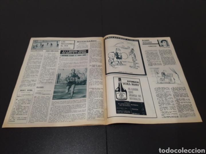 Coleccionismo deportivo: REVISTA BARÇA. N° 526. DICIEMBRE 1965. - Foto 11 - 245380535