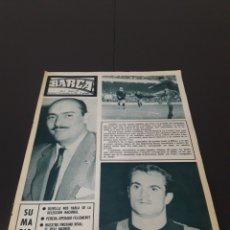 Coleccionismo deportivo: REVISTA BARÇA. N° 526. DICIEMBRE 1965.. Lote 245380535